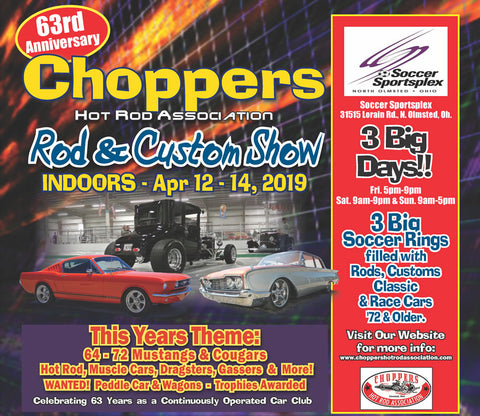 Choppers Hot Rod Association