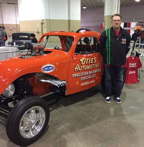 Jason Miller, Otie's Automotive Fiat Topolino Tribute Car