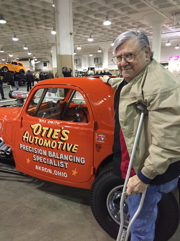Bill Smith, Otie's Automotive Fiat Topolino Driver 1962 & 1963