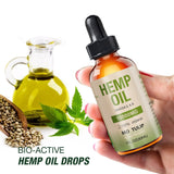 10000mg CBD Organic Hemp Essential Oil - 30ml
