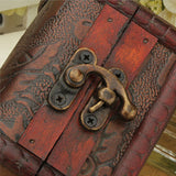 Fatpig Vintage Wooden Jewelry Box