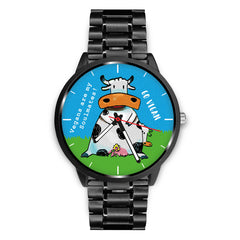 Vegans Are My Soulmates! - Custom Designed Watch