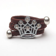 Beautiful Crown Cork Ring