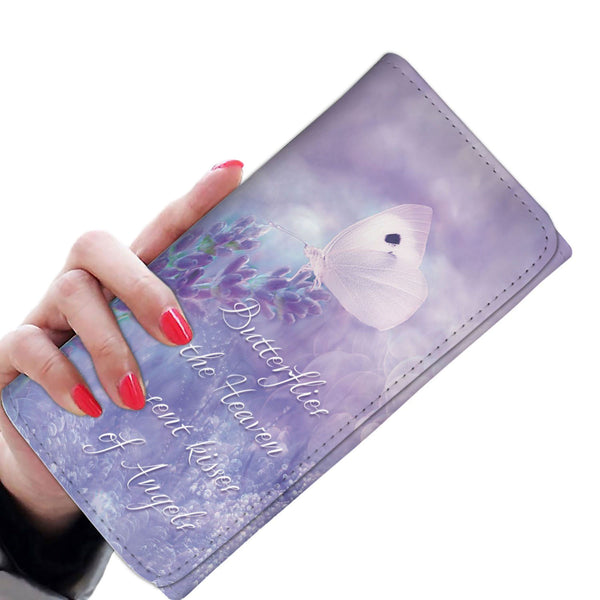Butterflies and Angels - Women's Wallet Purse - Wish Epic