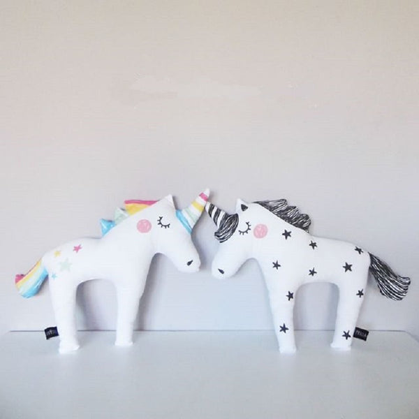 Sweetest Unicorns And Friends Pillows - Wish Epic