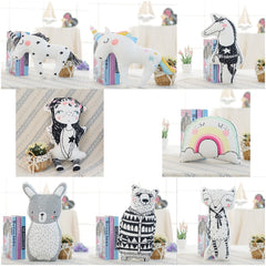 Sweetest Unicorns And Friends Pillows