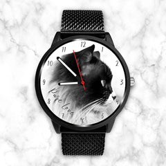 Pure Love Cat - Custom Designed Watch