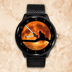 Pure Golden Cat - Custom Designed Watch