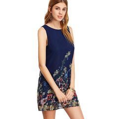 Lovely Floral Dress For Women