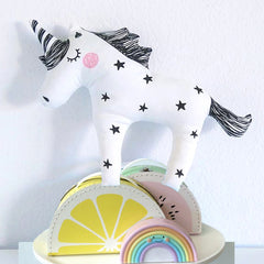 Beautiful Baby Unicorn Doll