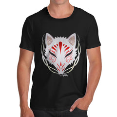 Nice Fox Organic Cotton T-Shirt For Men