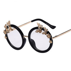 Hippie Butterfly Sun Glasses For Women