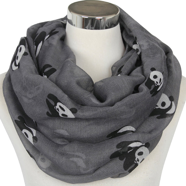 Panda Scarves For Ladies - Wish Epic