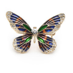 Beautiful Butterfly Brooches