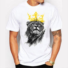 King T-Shirt For Men