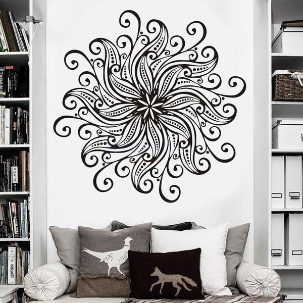 Deep Sea Mermaid Wall Sticker - Wish Epic