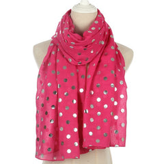 Amazing Dots Scarves For Ladies