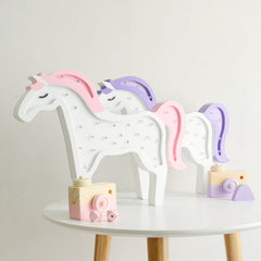 Magnificent Unicorns 3D Led Lamps