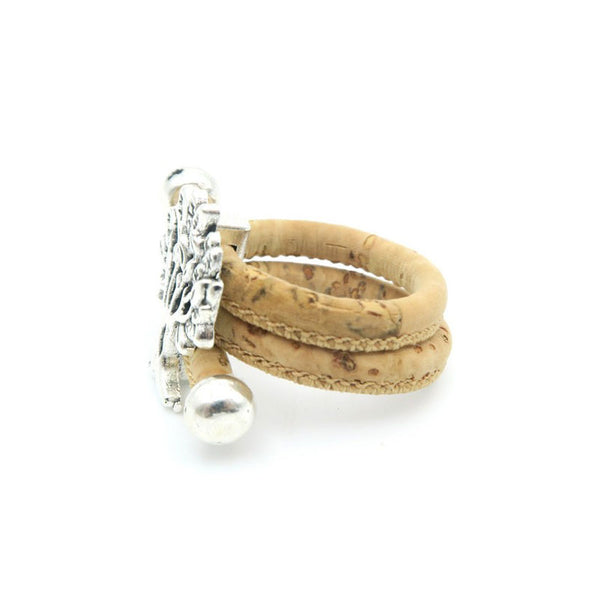 Antique Tree Of Life Cork Rings - Wish Epic