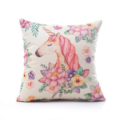 Fairy Unicorn Pillow Cases (18 x 18 inch)