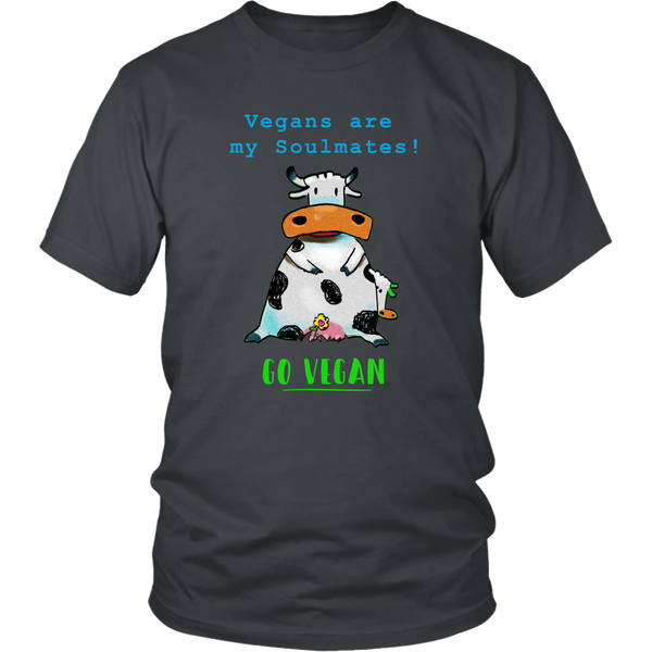 Vegans Are My Soulmates! - Men's Premium Tee - Wish Epic
