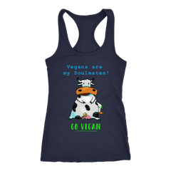 Vegans Are My Soulmates! - Women's Premium Tank