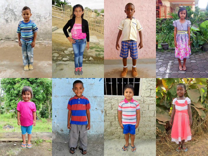 OUR COMPASSION FAMILY GROWS TO EIGHT
