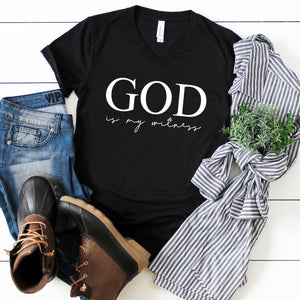 God Is My Witness V-Neck