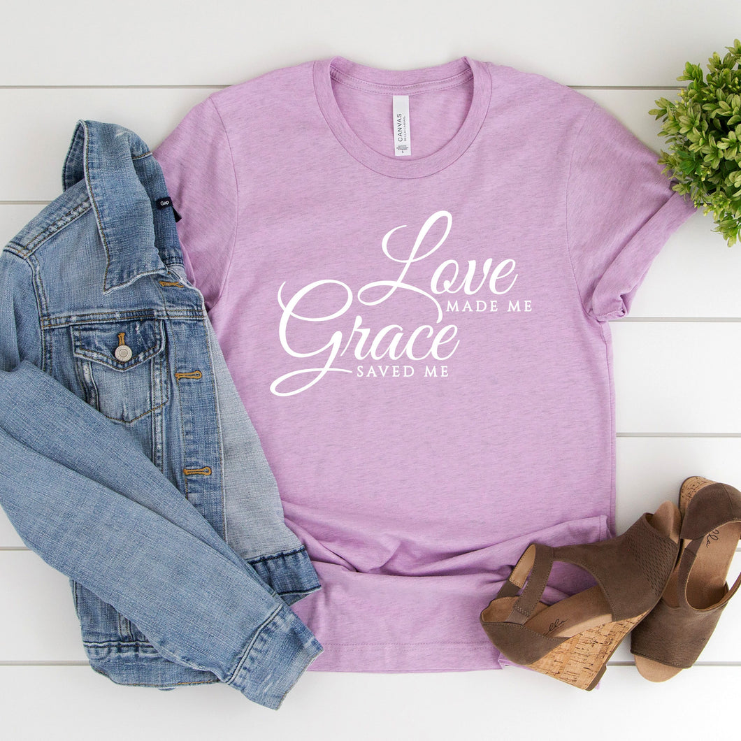 Love Made Me Shirt