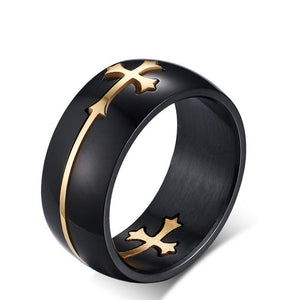 Connected Christian Ring