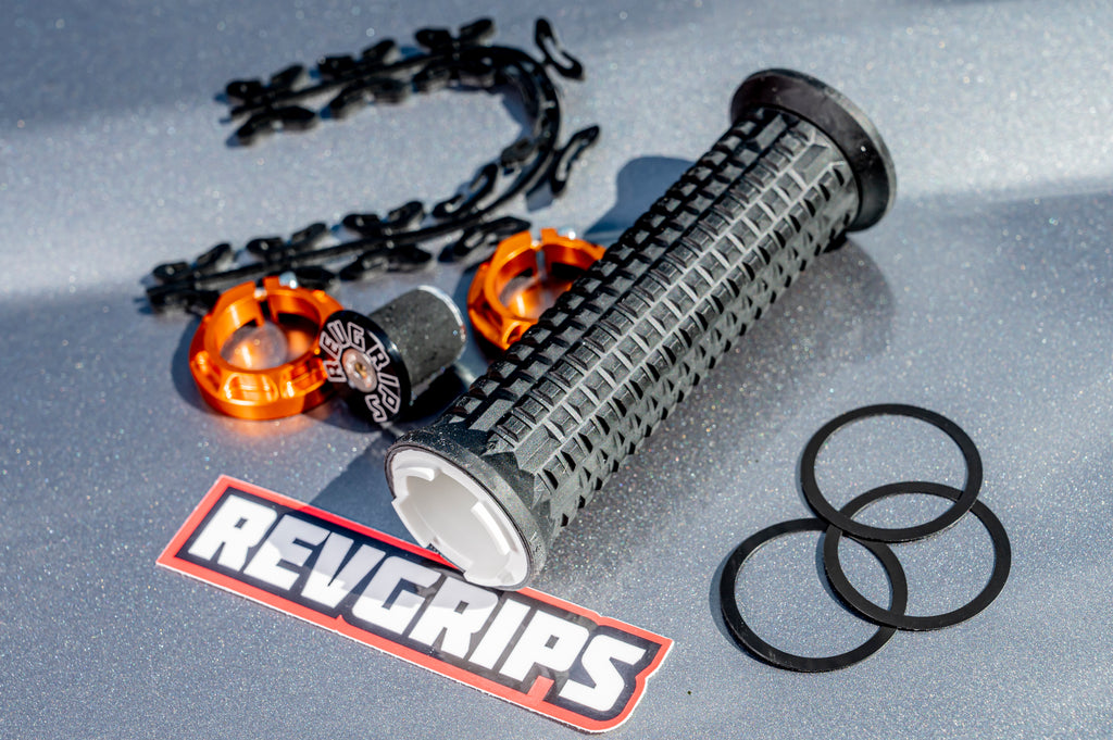 Brand Spotlight: Revolution Suspension Grips