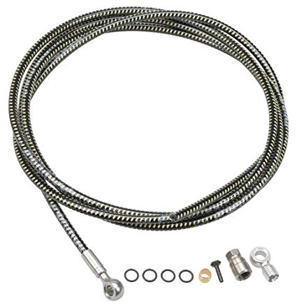 R1 Racing Kevlar Replacement Hose - Alba Distribution