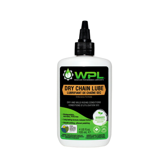 WPL Dry Chain Lube - Alba Distribution