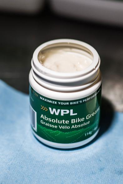 WPL Absolute Bike Grease - Alba Distribution