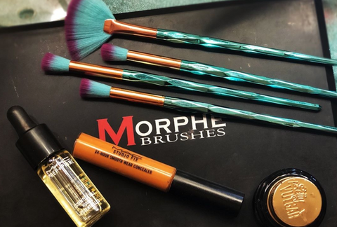 Mermaid Frenzy (4 Pc Brush Set)