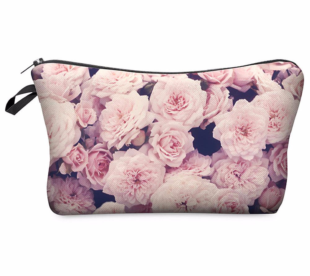 Cosmetic Bag- Floral