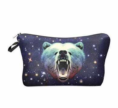 Cosmetic Bag- Bear