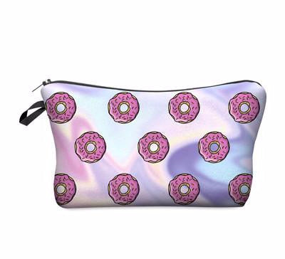 Cosmetic Bag- Donuts
