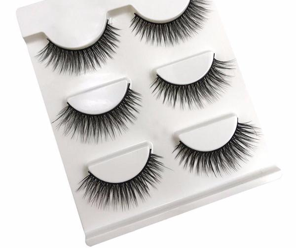 3 Pairs of Faux Mink Lashes