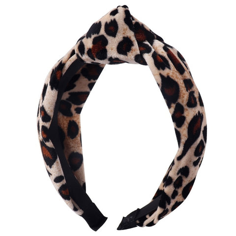 Leopard Headbands