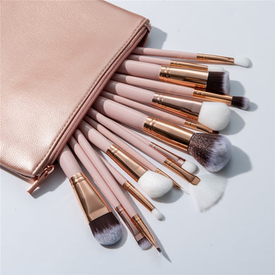 The Rose Essential Brush Kit
