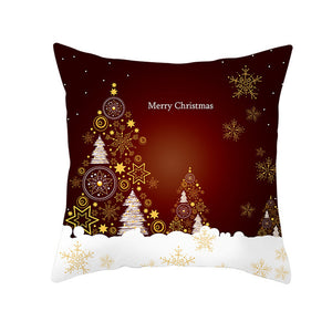Merry Christmas Cushion Covers