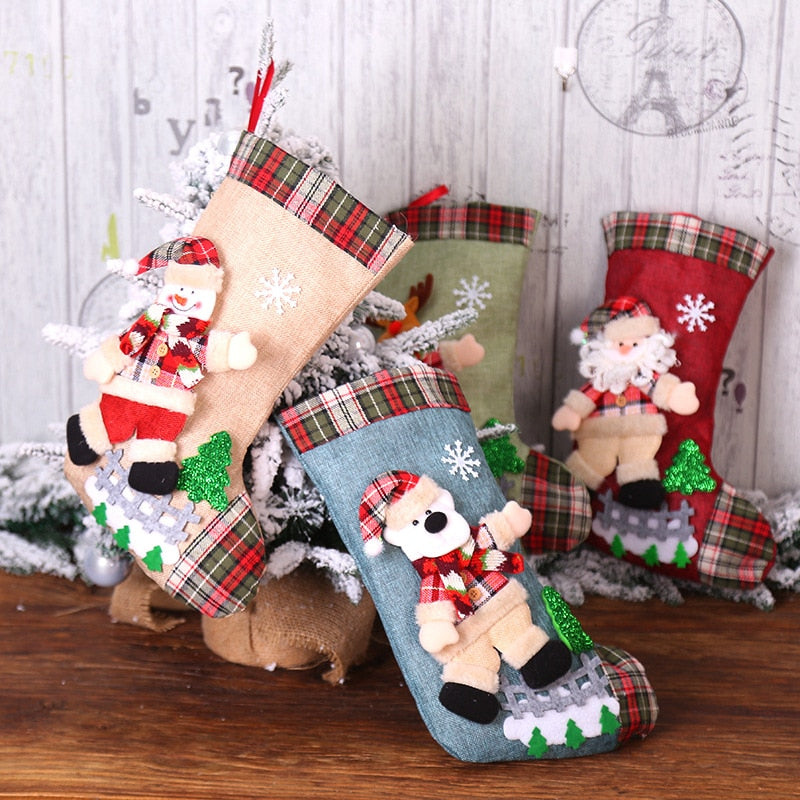 Christmas Stocking Christmas Decorations