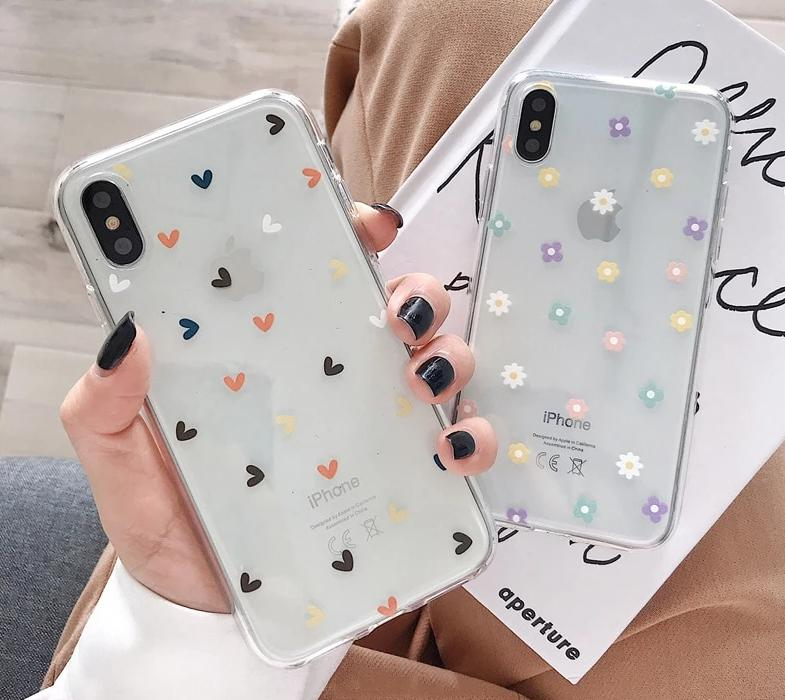 Soft Clear Phone Cases For iphone