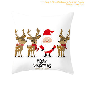 Santa Claus Pillow Case