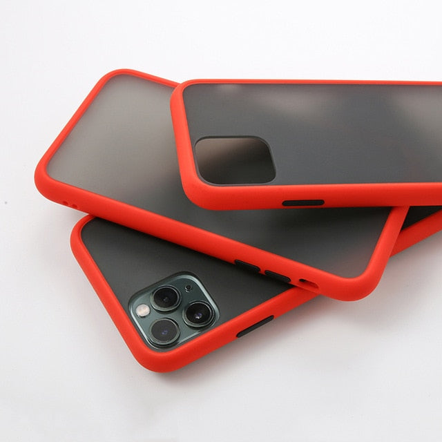 matte finish Phone Case For iPhone