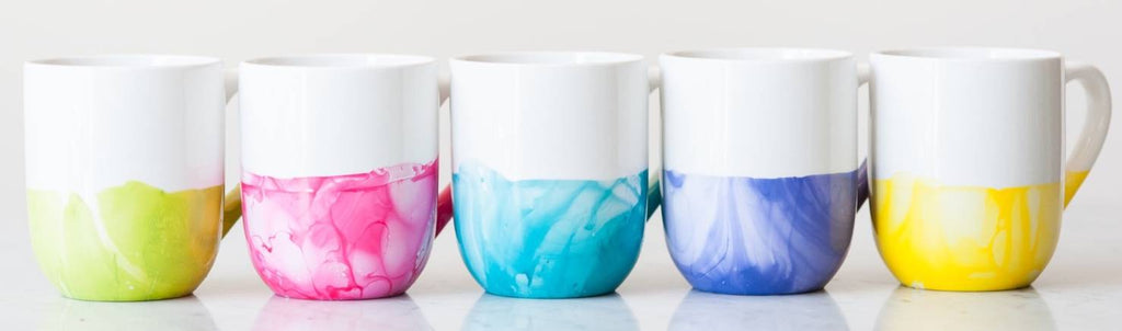 JAZZ UP YOUR OWN CERAMIC MUG
