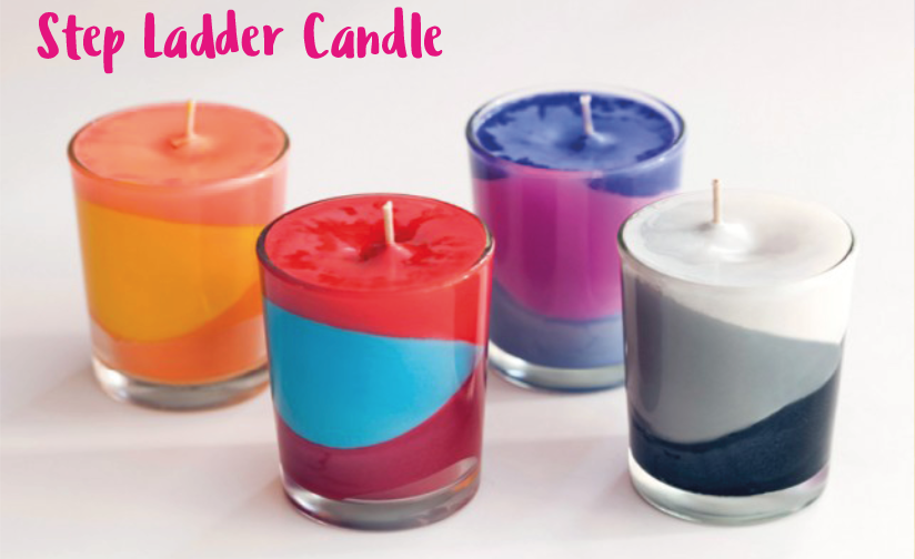 MAKE-YOUR-OWN CANDLES