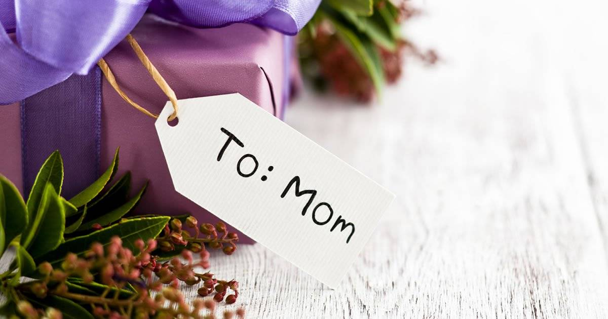 A WIN-WIN GIFT THIS MOTHER'S DAY