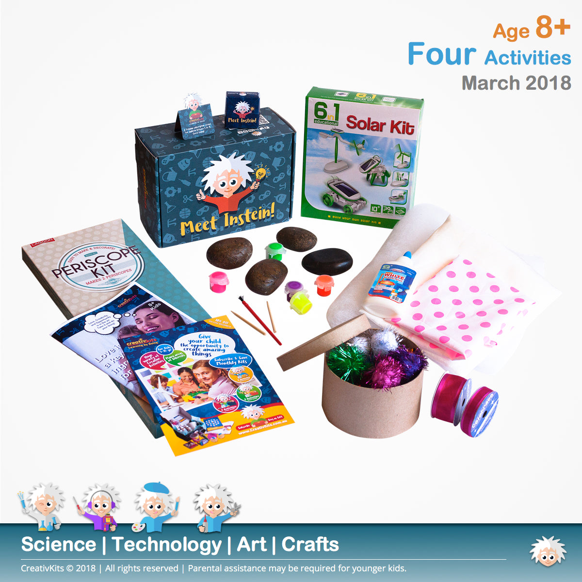 Crafts for March 8, 2018 - the most beautiful do-it-yourself DIY ideas in kindergarten and school 56